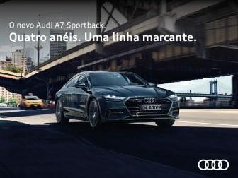 Novo Audi A7 Sportback