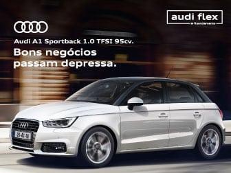 Oportunidade Audi Flex Audi A1 Sportback