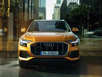 A nova face da família Q: o Audi Q8