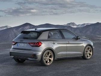 Novo Audi A1 já chegou à Caetano Sport.