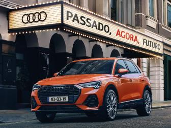 Novo Audi Q3. Faz acontecer.