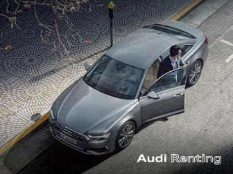 Audi A6 para empresas desde 699 euros/mês