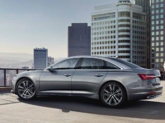 Faça os seus negócios ao volante de um Audi A6