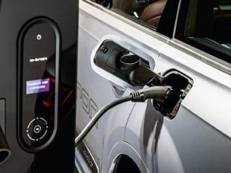 Gama Elétrica e Hibrida Audi
