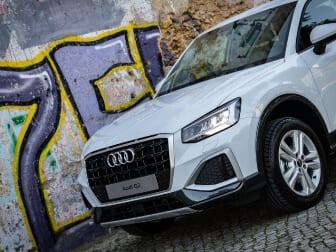 Design dinâmico, diversão garantida. O novo Audi Q2.