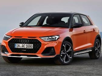 Novo Audi A1 Sportback e Citycarver