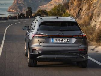 Apresentamos-lhe o novo Audi Q4 e-tron!