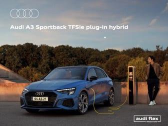 Audi A3 Sportback TFSIe plug-in hybrid por 299€/mês*