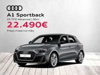 Audi A1 Sportback por apenas 22.490€